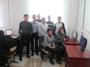 Еще одна группа курсантов завершила обучение в ТОО «Манас-Балхаш»