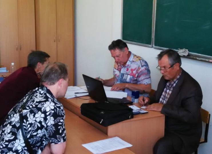 В составе экзаменационной комиссии заседали квалифицированные специалисты в области электроэнергетики