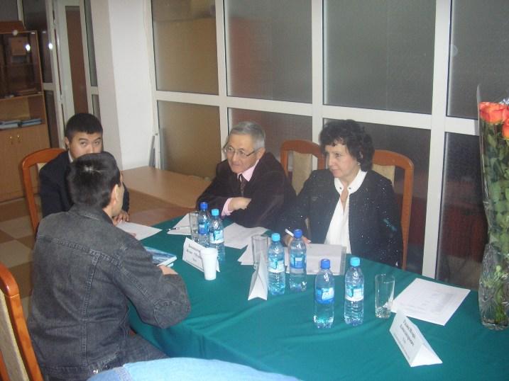 Учебные курсы на базе ТОО «Манас-Балхаш» проводились по государственным программам